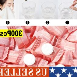 100PCS Compressed Towels Tablet Face Towel Coin Tissue Home