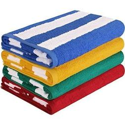 Extra Large Beach Towels 4 Oversized Home Swimming Pool Blan