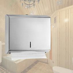 Commercial Home Use Durable C Fold Paper Towel Dispenser Wal