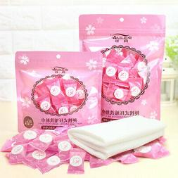 Disposable Compression Towel Cotton Travel Portable Face Tow
