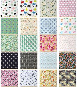Ambesonne Fabric by The Yard Polyester Fabric for Home Decor