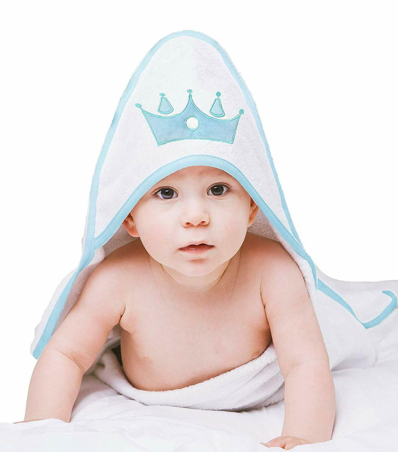 Baby Hooded with Bath Towel Infant