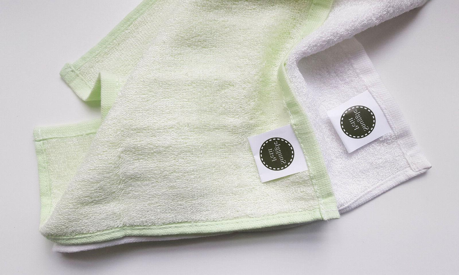 BAMBOO – 6x pack Soft 100% Bamboo,Towels,