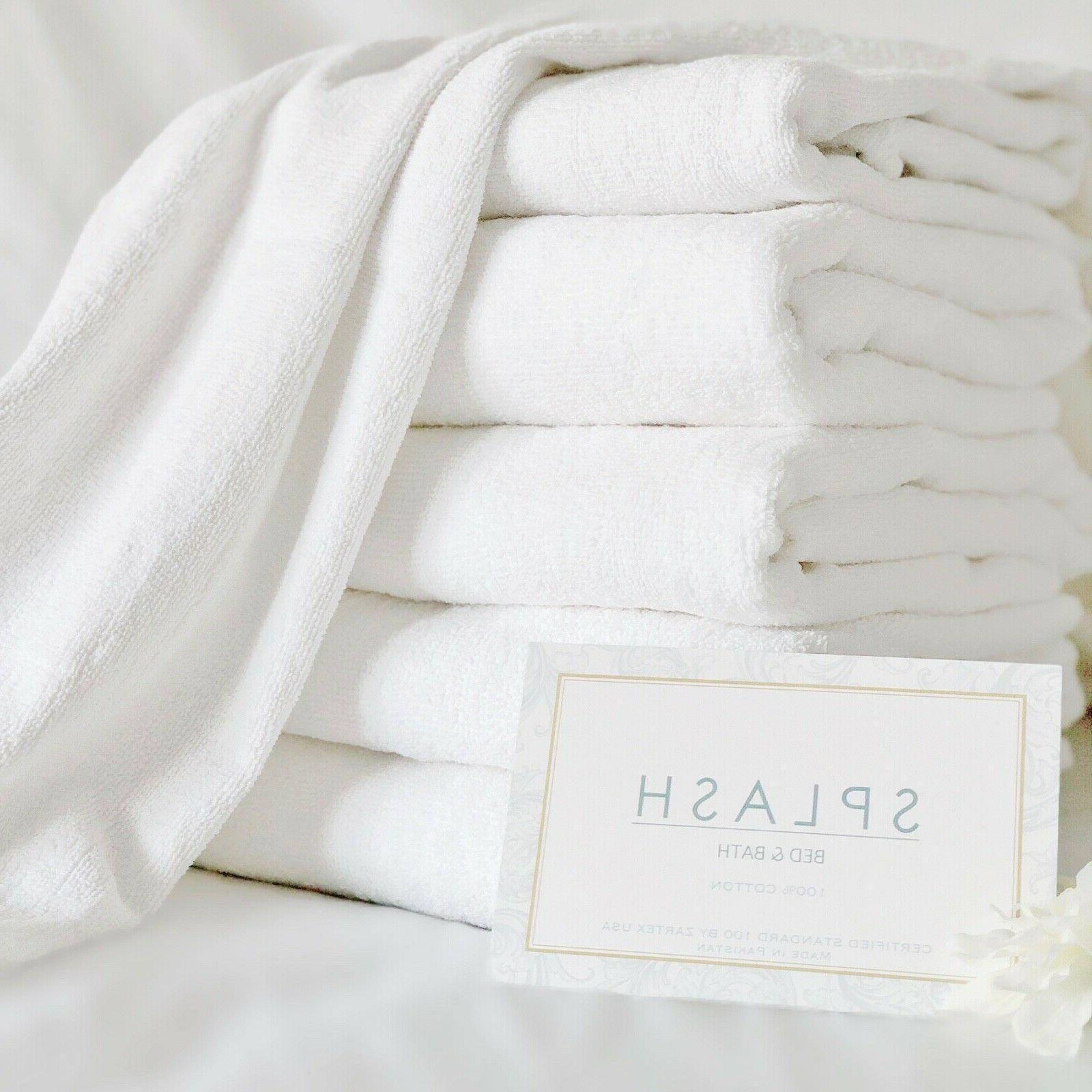 bath towels 100 percent cotton highly absorbent