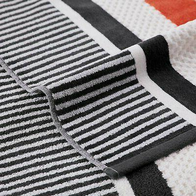 Superior Checkered Oversized Beach Towel of