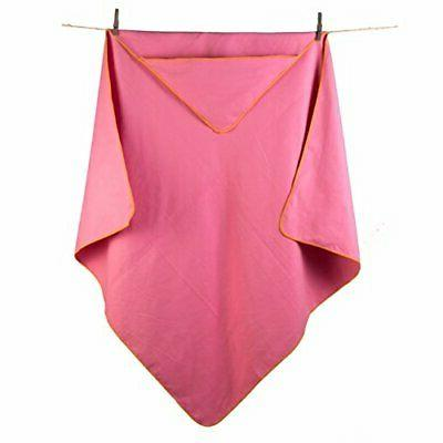 Microfiber with Pouch. Beach, Pool. Your