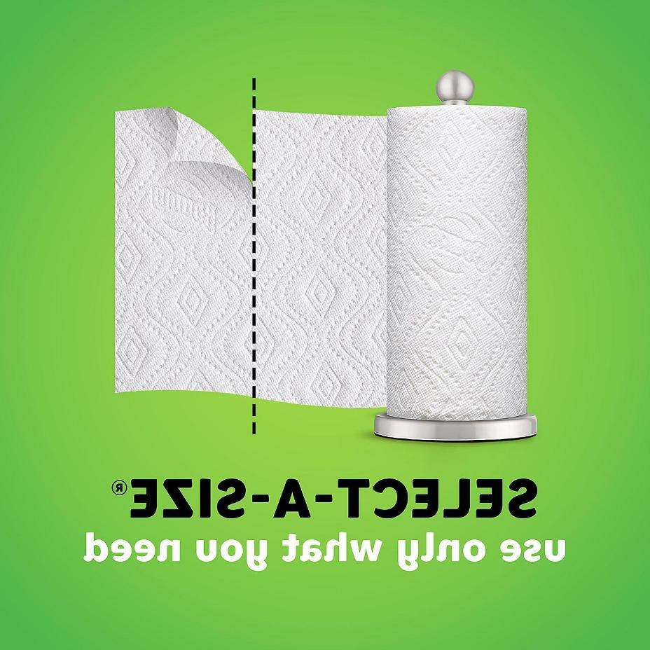 Bounty Paper 2-Ply, Sheets/Roll, Rolls