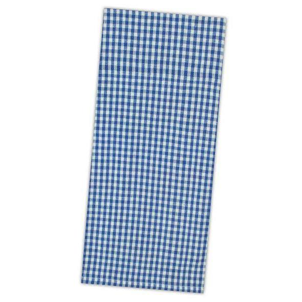 Set of 2 & White Check Cotton Dish Towels