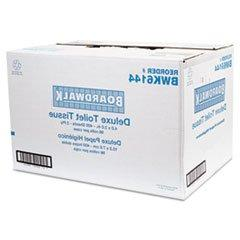 Two-Ply Toilet Tissue, White, 400 Sheets/Roll, 96/CT