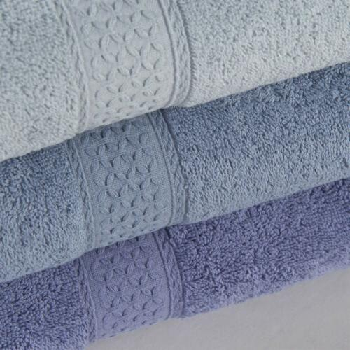 Ultra Soft Cotton Towels Large Highly Absorbent