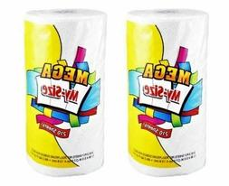 Mega My Size Select-a-Size Paper Towels - 2 Count