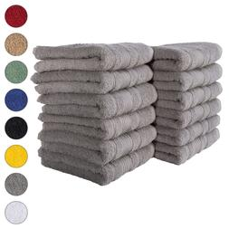 NEW GRAY Color ULTRA SUPER SOFT LUXURY PURE TURKISH 100% COT