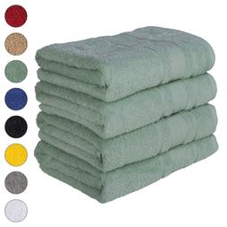 NEW TEAL GREEN Color ULTRA SUPER SOFT LUXURY PURE TURKISH 10