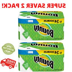 Bounty Select-A-Size Paper Towels, White, 12 MEGA Double Rol