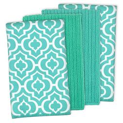 """Set of 4 Cleaning Towels for Kitchens Dishes Car Dusting 16"""""""