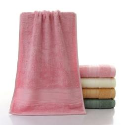 Soft Hand Towels Comfortable Cotton Wave Absorbent Washcloth