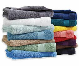 Cannon Ring Spun Cotton Bath Towels Hand Towels or Washcloth