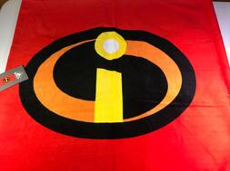 Disney The Incredibles Beach Towel Store Shop New